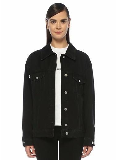 MSGM Ceket Siyah